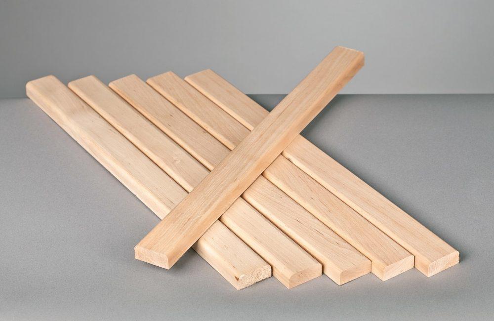 Купить деревянную рейку